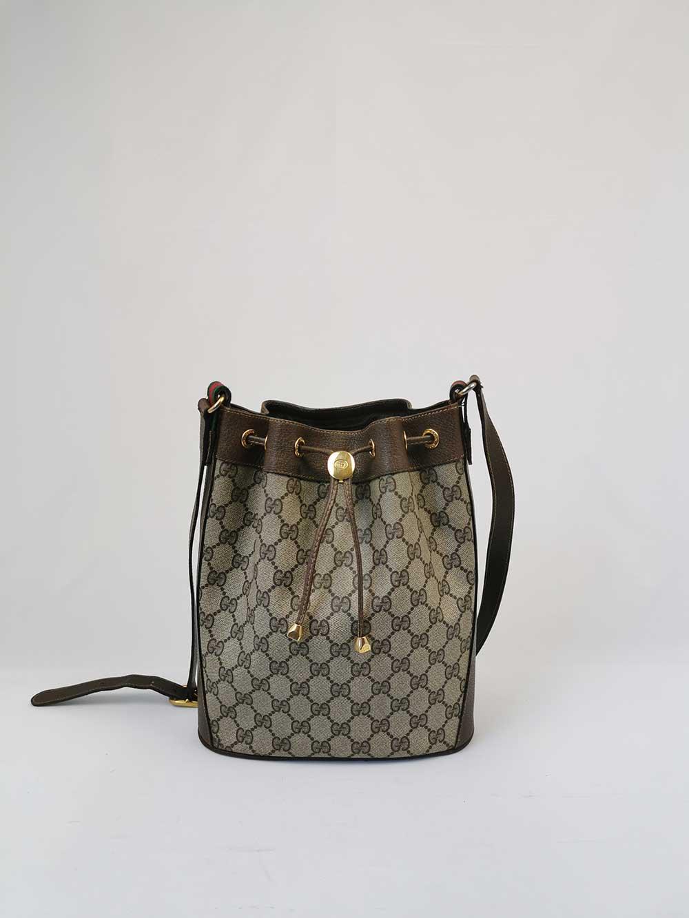 Gucci Ophidia Bucket Vintage Handbag